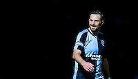 Paul Hayes of Wycombe Wanderers during the Sky Bet League 2 match between Wycombe Wanderers and Oxford United at Adams Park, High Wycombe, England on 19 December 2015. Photo by Andy Rowland.