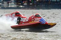 Jeff Shepherd (#38) and Shaun Torrente (#42)   (Formula 1/F1/Champ class)