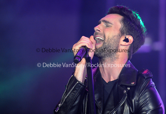 Maroon 5 at The 2013 KIIS FM Wango Tango held at The Home Depot Center in Carson, California on May 11,2009                                                                   Copyright 2013 DVS / RockinExposures