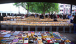 ATBK6D Southwark second hand book market London England