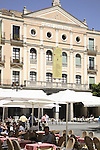 Juan Bravo Theatre, Plaza Mayor Square, Segovia, Spain