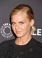 BEVERLY HILLS, CA - SEPTEMBER 08:  Actress Eliza Coupe attends The Paley Center for Media's 11th Annual PaleyFest fall TV previews Los Angeles for Hulu's The Mindy Project at The Paley Center for Media on September 8, 2017 in Beverly Hills, California.<br /> CAP/ROT/TM<br /> &copy;TM/ROT/Capital Pictures