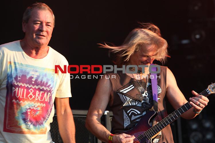 01.08.2013, Wacken, GER, W:O:A Wacken Open Air 2013, im Bild Die Gruppe Deep Purple, Foto © nph / Kohring