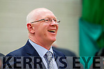John Brassil at the Kerry General Election Count in Killarney.