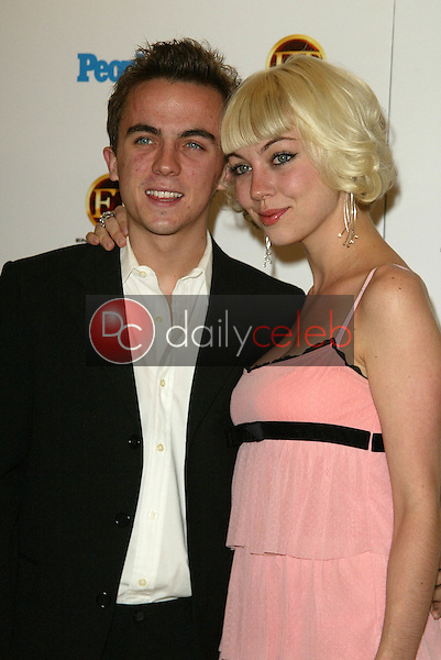 Frankie Muniz and friend<br /> At the Entertainment Tonight Emmy Party Sponsored by People Magazine, The Mondrian Hotel, West Hollywood, CA 09-18-05<br /> Jason Kirk/DailyCeleb.com 818-249-4998