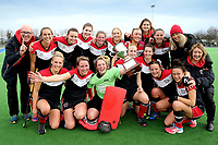 170826 Canterbury Women's Hockey Final - Harewood v HSOB