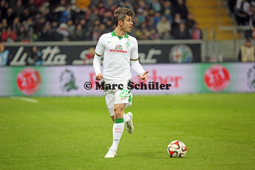 Fin Bartels (Werder) - Eintracht Frankfurt vs. SV Werder Bremen, Commerzbank Arena