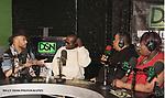 "Doctor Dre legendary MTV V Jay at  at DSN Damatrix Studios Network Legendary, iconic and audacious Hip-Hop mogul, the original VJ of MTV's ""Yo MTV Raps,"" Doctor Dre. His radio show, ""FLESHWOUND,"" & has as podcast ""2 Bind Mics"