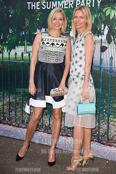 Nadja Swarovski at The Serpentine Gallery Summer Party 2015 at The Serpentine Gallery, London.<br /> July 2, 2015  London, UK<br /> Picture: Steve Vas / Featureflash