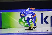 SCHAATSEN: HEERENVEEN: 29-11-2014, IJsstadion Thialf, KNSB trainingswedstrijd, Jorien Voorhuis, ©foto Martin de Jong