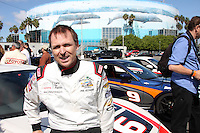 Phil Keoghan<br /> at the Toyota Grand Prix of Long Beach Pro/Celebrity Race Press Day, Long Beach Grand Prix Raceway, Long Beach, CA 04-01-14<br /> David Edwards/DailyCeleb.Com 818-249-4998