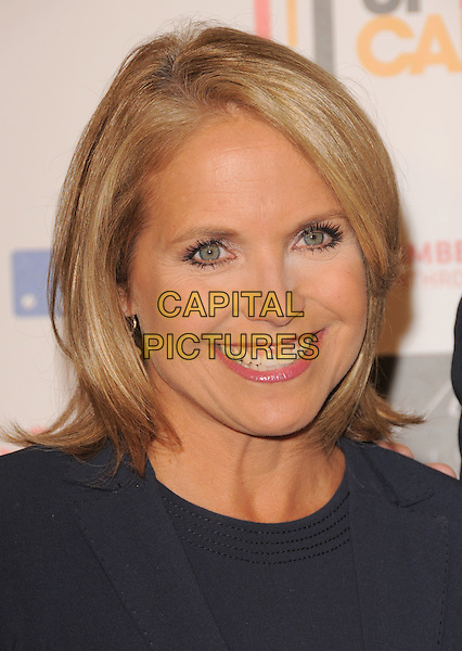 KATIE COURIC .Attending Stand Up To Cancer held at The Kodak Theatre in Hollywood, California, USA, September 05 2008.                                                                     .portrait headshot .CAP/DVS.©Debbie VanStory/Capital Pictures