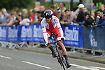 Maciej Bodnar (POL) in action during the Men Elite Individual Time Trial of the UCI World Championships 2019 running 54km from Northallerton to Harrogate, England. 25th September 2019.<br /> Picture: Eoin Clarke | Cyclefile<br /> <br /> All photos usage must carry mandatory copyright credit (© Cyclefile | Eoin Clarke)