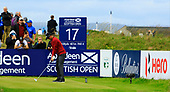 \{prsn}\ during the final round of the 2017 Aberdeen Asset Management Scottish Open played at Dundonald Links from 13th to 16th July 2017: Picture Stuart Adams, www.golftourimages.com: 16/07/2017