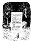 In Steppey Lane (illustrated poem)