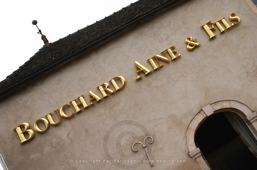 bouchard aine & f beaune cote de beaune burgundy france
