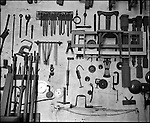 A collection of tools in Buenos Aires, Argentina.