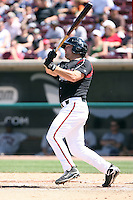 Cody Decker  -  Lake Elsinore Storm playing against the Lancaster JetHawks at the Diamond, Lake Elsinore, CA - 05/16/2010.Photo by:  Bill Mitchell/Four Seam Images