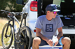 Lance Armstrong talks about competing in the second annual Carson City Off-Road in Carson City, Nev., on Saturday, June 17, 2017. <br /> Photo by Cathleen Allison/Nevada Photo Source
