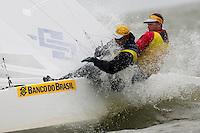 Robert Scheidt and Bruno Prada, Star, Day 5, May 28th, Delta Lloyd Regatta in Medemblik, The Netherlands (26/30 May 2011).