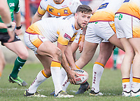 Picture by Allan McKenzie/SWpix.com - 25/03/2018 - Rugby League - Betfred Championship - Batley Bulldogs v Featherstone Rovers - Heritage Road, Batley, England - Pat Walker.