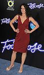 "WESTWOOD, CA - OCTOBER 03: Andie MacDowell attends the ""Footloose"" Los Angeles Premiere at Regency Village Theatre on October 3, 2011 in Westwood, California."