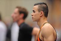 TURNEN: HEERENVEEN: 09-07-2016, Sportstad Heerenveen, Kwalificatiewedstrijd OS turnen, Michel Bletterman, ©foto Martin de Jong