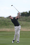 Day two of the Irish PGA championship at Seapoint Golf Club, Eamonn Logue, Hilton Templepatrick...Picture Jenny Matthews/Newsfile.ie