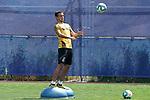 Getafe's Nemanja Maksimovic during training session. May 25,2020.(ALTERPHOTOS/Acero)