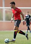 Rayo Vallecano's Sergio Moreno during friendly match. July 13,2018. (ALTERPHOTOS/Acero)