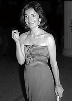 Jackie Kennedy 1977<br /> Photo By Adam Scull/PHOTOlink.net