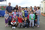 Children from Belarus with their host families enjoying a fun day out in Funtasia Bettystown....(Photo credit should read Jenny Matthews www.newsfile.ie)....This Picture has been sent you under the conditions enclosed by:.Newsfile Ltd..The Studio,.Millmount Abbey,.Drogheda,.Co Meath..Ireland..Tel: +353(0)41-9871240.Fax: +353(0)41-9871260.GSM: +353(0)86-2500958.email: pictures@newsfile.ie.www.newsfile.ie.