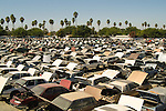 You pull it used car part junk yard