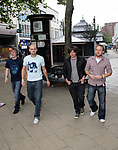 Risky Heroes - The Moor - Sheffield 2009