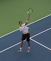 Albert Ramos<br /> <br /> Tennis - US Open  - Grand Slam -  Flushing Meadows  2013 -  New York - USA - United States of America - Monday 26th August 2013. <br /> &copy; AMN Images, 8 Cedar Court, Somerset Road, London, SW19 5HU<br /> Tel - +44 7843383012<br /> mfrey@advantagemedianet.com<br /> www.amnimages.photoshelter.com<br /> www.advantagemedianet.com<br /> www.tennishead.net