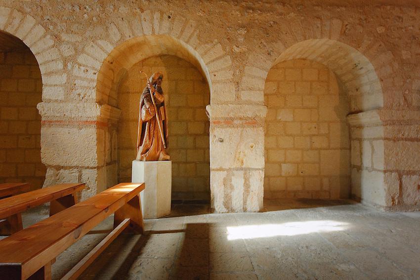 Chapelle Saint-Jacques (de Compostel)