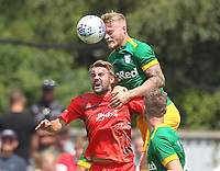 Preston North End's Tom Clarke<br /> <br /> Photographer Mick Walker/CameraSport<br /> <br /> Pre-Season Friendly -Bamber Bridge v Preston North End  - Saturday 7th July  2018 - Irongate Stadium,Bamber Bridge<br /> <br /> World Copyright &copy; 2018 CameraSport. All rights reserved. 43 Linden Ave. Countesthorpe. Leicester. England. LE8 5PG - Tel: +44 (0) 116 277 4147 - admin@camerasport.com - www.camerasport.com