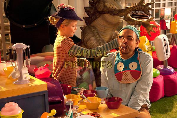 Loreto Peralta, Eugenio Derbez<br /> in Instructions Not Included (2013) <br /> (No se Aceptan Devoluciones)<br /> *Filmstill - Editorial Use Only*<br /> CAP/FB<br /> Image supplied by Capital Pictures