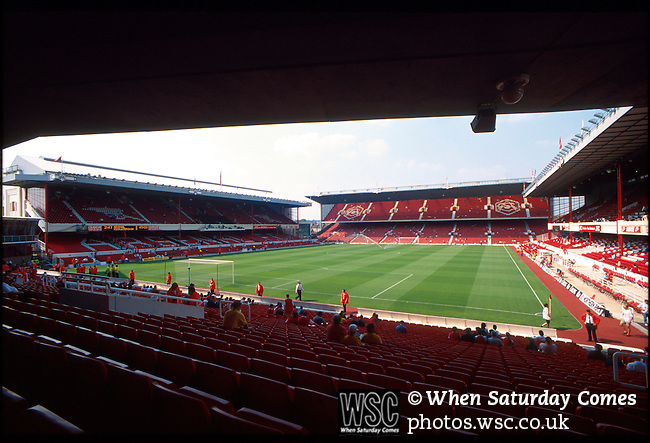 Highbury, former home of Arsenal FC. Photo by Tony Davis