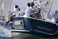 GRAND SOLEIL  .Pt. Dept. El Balís  .Carles Rodriguez  . Grand Soleil 37 .II Campeonato del Mundo de Vela IMS670 - Agosto 2006 - Real Club Náutico de El Puerto de Santa María