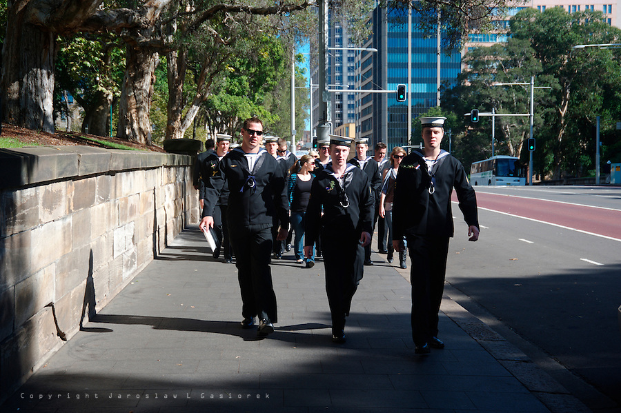 The ANZAC Day Parade, Sydney 2009