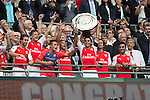 100814 Community Shield Arsenal v Manchester City