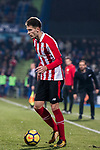 Enric Saborit Teixidor of Athletic Club de Bilbao in action during the La Liga 2017-18 match between Getafe CF and Athletic Club at Coliseum Alfonso Perez on 19 January 2018 in Madrid, Spain. Photo by Diego Gonzalez / Power Sport Images