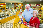 Pierse Walsh and Ann Wolfe of John R's Food Hall.