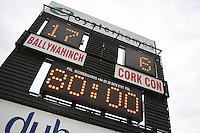 AIB Cup Final 2009. FULL TIME Mandatory Credit - Mandatory Credit - John Dickson