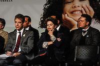 SÃO BERNARDO DO CAMPO,SP,28.05.2014 - INAUGURAÇÃO CENTRO ESPECIALIDADES ODONTOLÓGICAS - Foi inaugurado na tarde de hoje (28) em São Bernardo do Campo-SP o Centro de Especialidades Odontológicas (CEO) - Unidade Alvarenga a presidenta Dilma e o do ministro da Saúde Arthur Chioro estiverma presente no evento.(Foto Ale Vianna/Brazil Photo Press).
