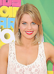 Candace Cameron attends The 24th Annual Kids' Choice Awards held at USC's Galen Center in Los Angeles, California on April 02,2011                                                                               © 2010 DVS / Hollywood Press Agency