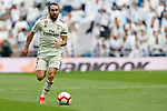 Real Madrid CF's Dani Carvajal during La Liga match. April 21, 2019. (ALTERPHOTOS/Manu R.B.)