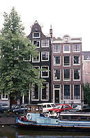 Amsterdam: Keizersgracht. No. 50, 1640-1780; No. 48, after 1790. Photo '87.