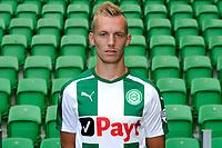 GRONINGEN - Voetbal, Presentatie FC Groningen o23, seizoen 2017-2018, 11-09-2017,   FC Groningen speler Gerald Postma
